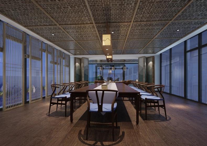 缘文化酒店特色会议室